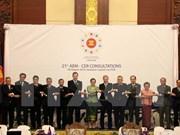 ASEAN discute con Australia y Nueva Zelanda para impulsar lazos comerciales