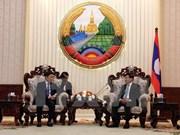 Estimulan inversiones de Vietnam en Laos