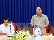 Premier vietnamita sugiere a Ha Nam a aprovechar su posición geográfica