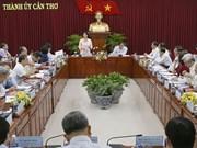 Presidenta de Parlamento urge equilibrar entre el desarrollo y el medio ambiente