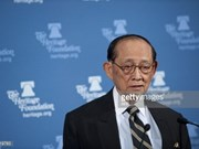 Expresidente filipino Fidel Ramos viajará a China