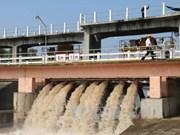 Cooperan Vietnam y Japón en administración hidráulica