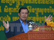 Camboya efectuará elecciones generales en 2018