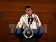 Presidente de Filipinas impulsa combate contra tráfico de drogas