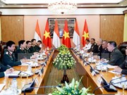 Vietnam e Indonesia robustecen lazos en defensa