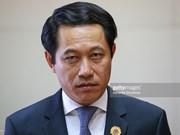 Canciller de Laos realiza visita oficial a Tailandia