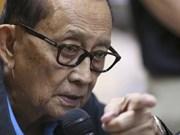 Enviado especial de Filipinas llega a Hongkong de China