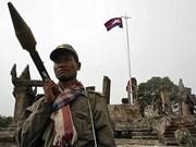 Camboya e Indonesia amplían cooperación militar