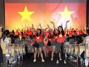 Celebran segundo festival de jóvenes vietnamitas en Europa
