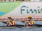 Juegos Olímpicos Rio 2016: equipo vietnamita de remo en semifinal