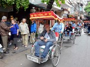 Hanoi aspira a recibir a 30 millones de turistas en 2020