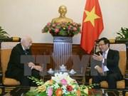 Vietnam-Tailandia: buenos vecinos y amigos, dijo exvicepremier tailandés
