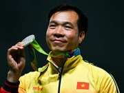 Hoang Xuan Vinh cosecha otra medalla en Rio, esta vez plateada