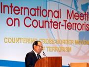 Indonesia acoge conferencia internacional sobre lucha contra el terrorismo