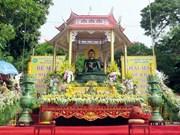 Exhiben en Vietnam estatua de Buda de jade más grande del mundo
