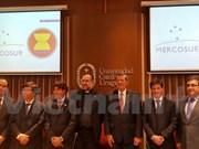 Inauguran Cátedra MERCOSUR-ASEAN en Uruguay