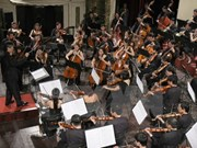 Saigon Chamber Music, fiesta veraniega para artistas jóvenes internacionales
