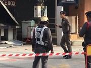 Tailandia: ocho explosiones ocurridas en últimas 24 horas