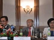 Gobierno filipino y grupo rebelde MILF reanudan proceso de paz
