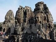 Camboya recibe a más de dos millones de turistas extranjero
