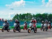 Atletas vietnamitas participarán en campeonato asiático de motociclismo