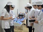 Departamento de Salud de Hanoi lanza servicios en línea