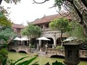 Mansión del pintor vietnamita, destino atractivo para turistas