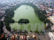 Hanoi ampliará espacio peatonal alrededor del Lago de Hoan Kiem