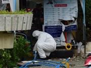 Tailandia: Policía halla bombas sin explotar en centros turísticos