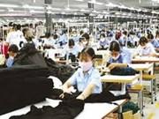 Compañía de confecciones Phu Thanh afianza su posición en mercado global