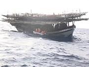 China rechaza refugio de pesqueros vietnamitas en arrecife de Bong Bay