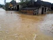 Al menos seis muertos y un desaparecido por lluvias torrenciales en norte de Vietnam