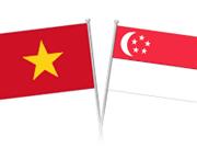Celebran intercambio militar entre Vietnam y Singapur