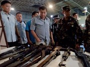 Presidente filipino declaró aumento de presupuesto contra delincuencia