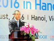 Celebran en Hanoi conferencia asiática de intercambio comercial