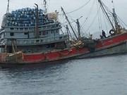 Myanmar detiene un pesquero tailandés por pesca ilegal