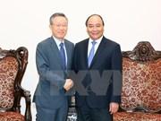 Alta valoración vietnamita al respaldo sudcoreano en elaboración de política