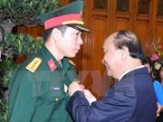 Premier felicita a delegación deportiva vietnamita