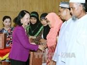 Reconocen contribuciones de comunidad islámica a desarrollo de Vietnam