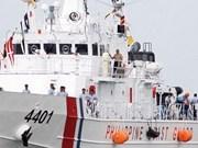 Filipinas recibe primer barco de patrullaje donado por Japón