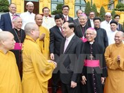 Vietnam persiste en unir comunidades religiosas con todo el pueblo