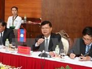 Dirigente parlamentario de Laos recorre la provincia vietnamita