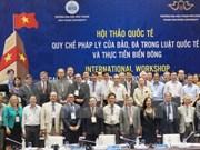 Reiteran en Vietnam necesidad de paz y estabilidad en Mar del Este