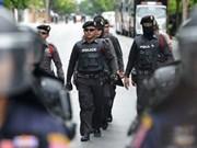 Policía de Tailandia identifica a sospechosos de serie de ataques de bombas