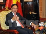 Diplomacia vietnamita busca nuevo pensamiento en nueva coyuntura