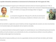 Prensa argentina elogia la Revolución de Agosto
