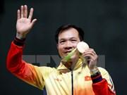 Vietnam termina los Juegos Olímpicos Rio en el lugar 48