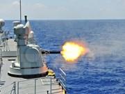 Comienza maniobra naval internacional SEACAT en Singapur