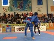 Argelia triunfa en segundo Campeonato Africano de Vovinam