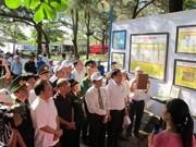 Exposición muestra soberanía vietnamita en Hoang Sa y Truong Sa